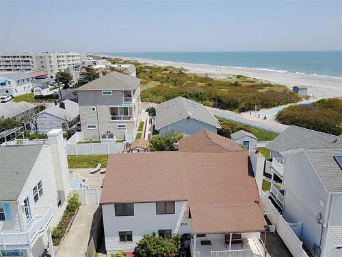 Single Family for Sale at 353 S 9th Street Brigantine, New Jersey 08203 United States