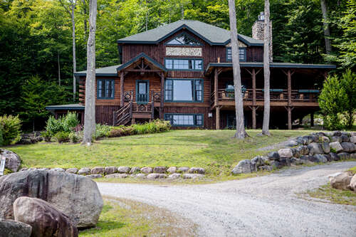 Single Family for Sale at 28 Overlook Drive Lake Placid, New York 12946 United States