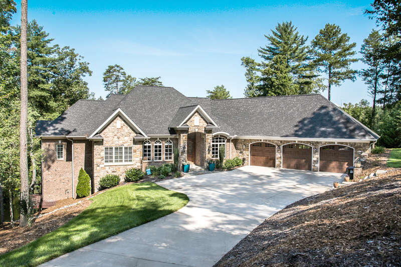 Single Family for Sale at 214 Pier Point Drive Connellys Springs, North Carolina 28612 United States
