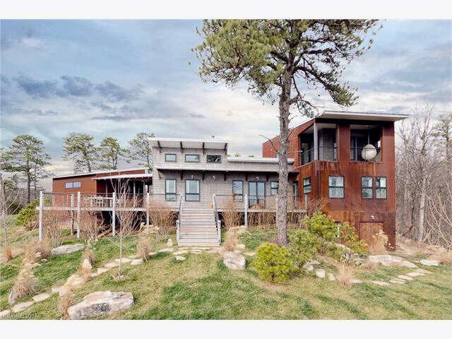Single Family for Sale at 95 Burgin Ridge Road Black Mountain, North Carolina 28711 United States