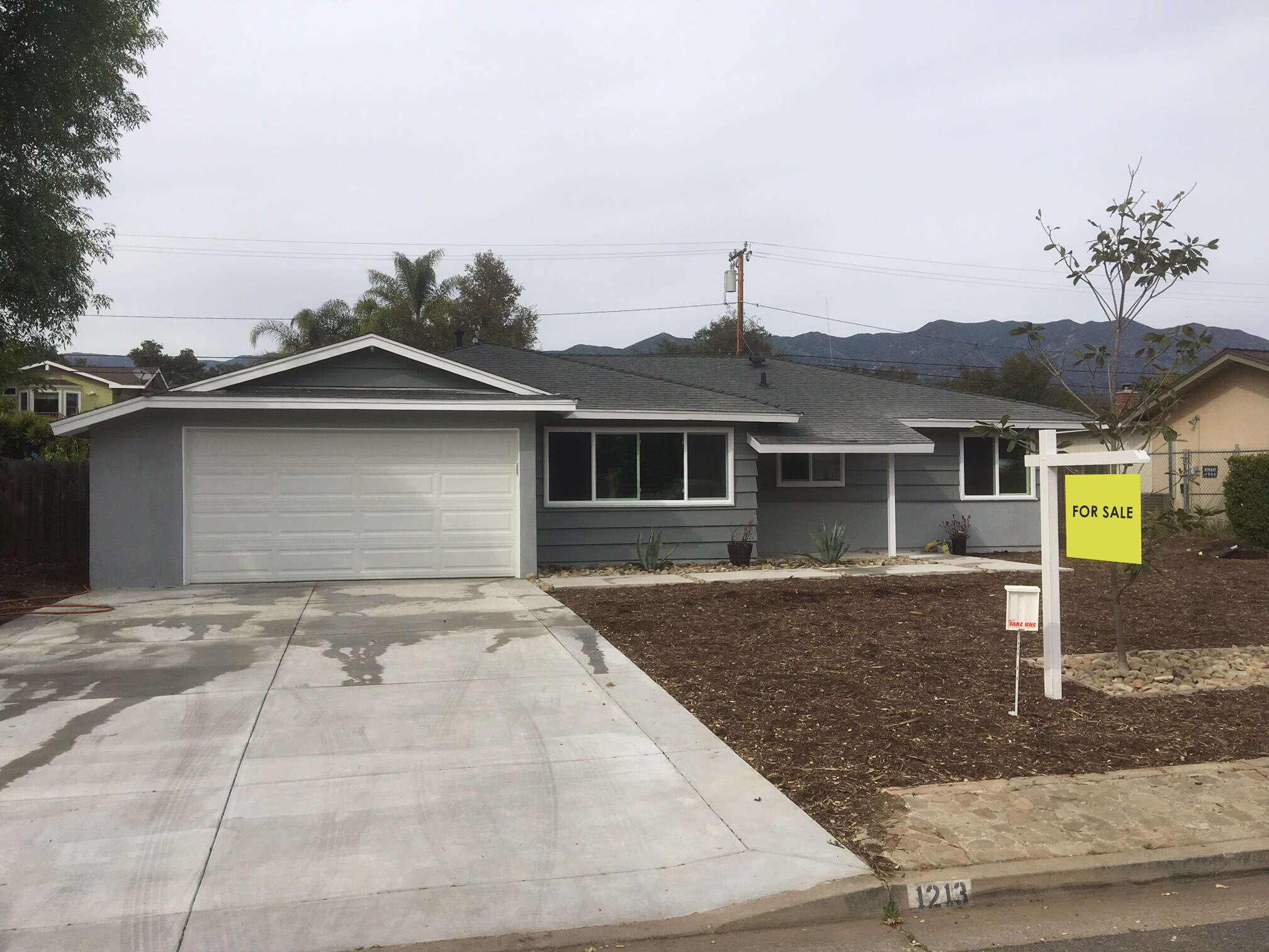 Single Family for Sale at 1213 Fierro Drive Ojai, California 93023 United States