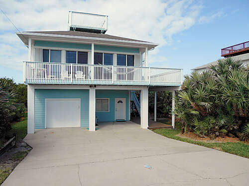 Single Family for Sale at 6250 S. Atlantic New Smyrna Beach, Florida 32169 United States