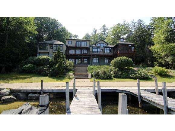 Single Family for Sale at 12 Shorewood Lane Moultonborough, New Hampshire 03254 United States