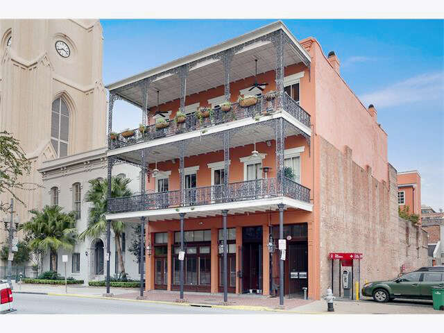 Single Family for Sale at 730 Camp St. #3 #3 New Orleans, Louisiana 70130 United States