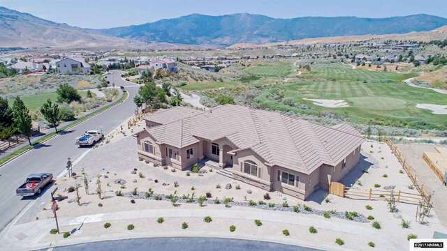 Single Family for Sale at 8700 Golf Canyon Ct. Reno, Nevada 89523 United States