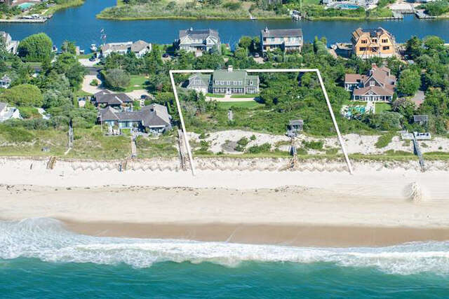 Single Family for Sale at 42 Dune Road Quogue, New York 11959 United States