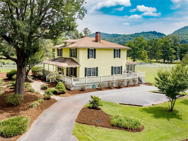 Single Family for Sale at 1338 Cane Creek Road #38.21 Acres Fletcher, North Carolina 28732 United States