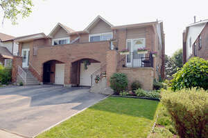 Single Family Home for Sale, ListingId:25531083, location: 412 Hansen Rd N Brampton L6V 3P7