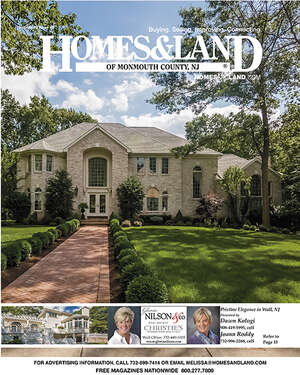 HOMES & LAND Magazine Cover. Vol. 29, Issue 10, Page 15.