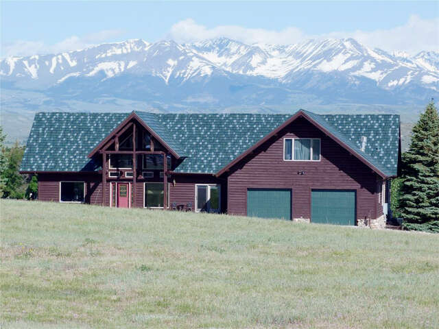 Single Family for Sale at 351 Big Timber Loop Road Big Timber, Montana 59011 United States