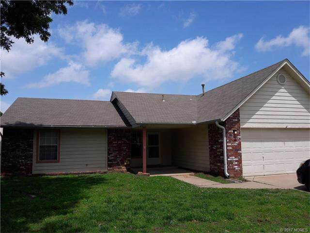 Real Estate for Sale, ListingId:45298675, location: 1104 W Ithica Street Broken Arrow 74012