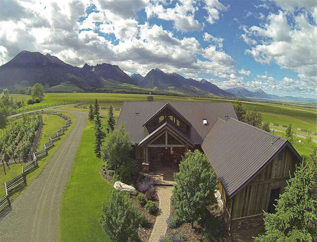 Single Family for Sale at 54 Plenty Coups Trail Livingston, Montana 59047 United States
