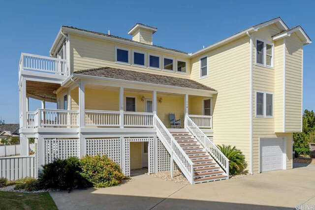 Single Family for Sale at 114 W Seawatch Court Nags Head, North Carolina 27959 United States