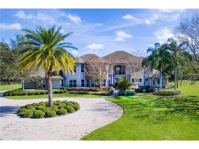 Single Family for Sale at 185 Rue Des Chateaux Tarpon Springs, Florida 34688 United States