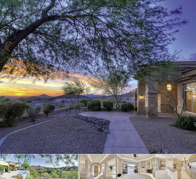Single Family for Sale at 6446 E Trailridge Circle Lot 3 Mesa, Arizona 85215 United States