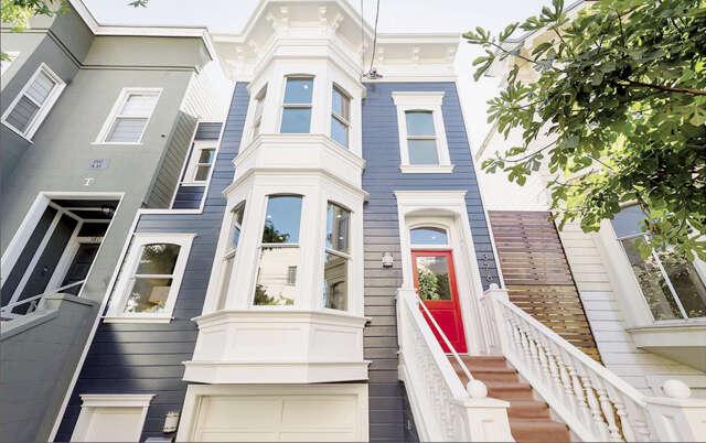 Single Family for Sale at 376 San Carlos San Francisco, California 94110 United States