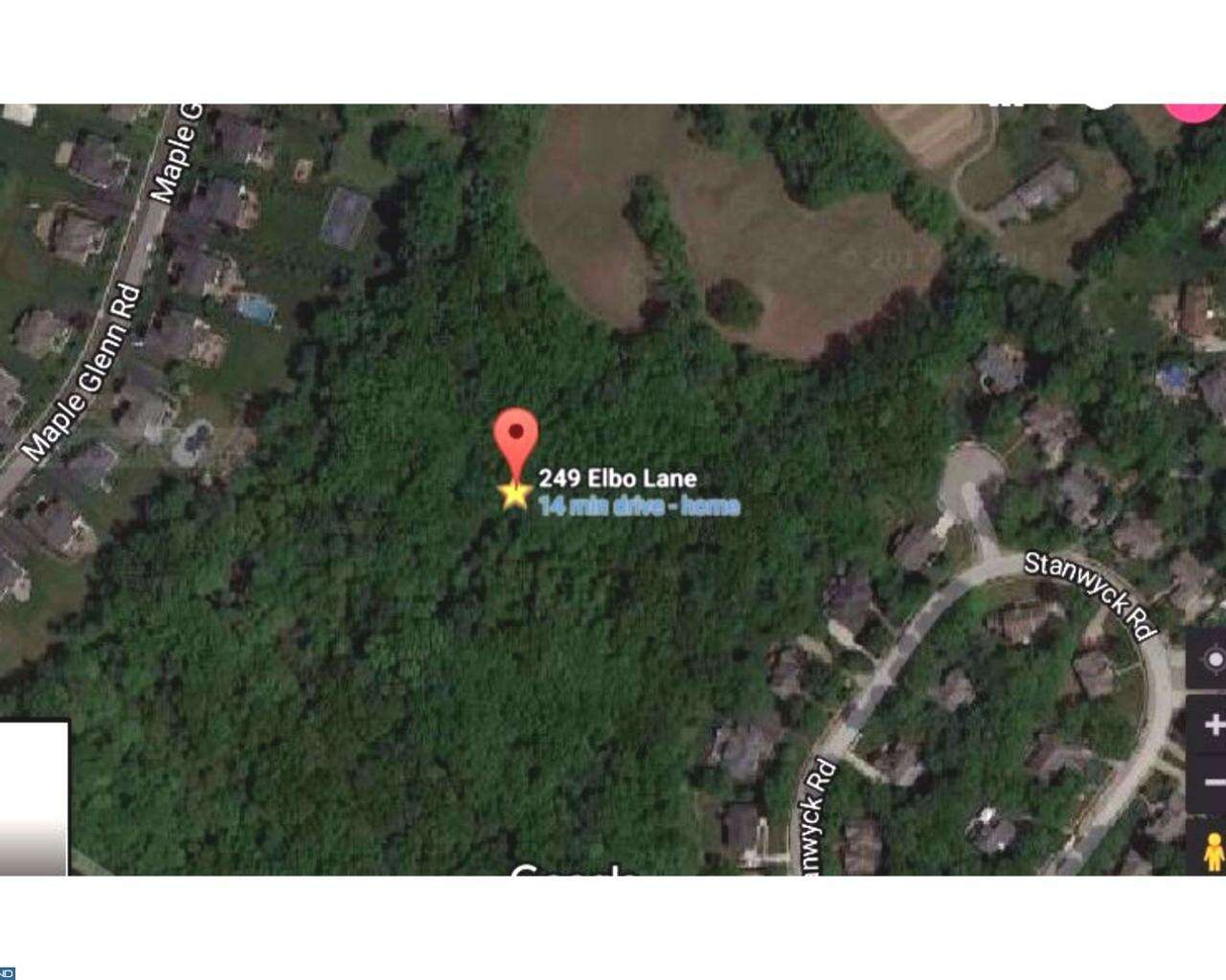 Land for Sale at 249 Elbo Ln Mount Laurel, New Jersey 08054 United States