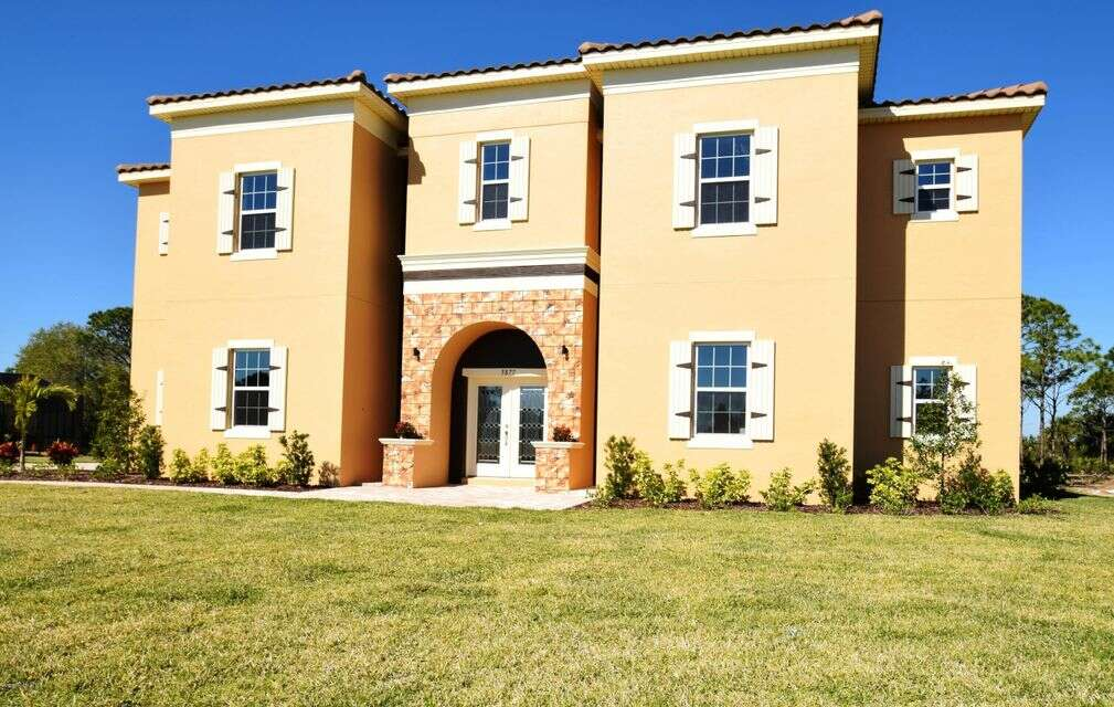 Single Family for Sale at 3877 Province Drive Melbourne, Florida 32934 United States