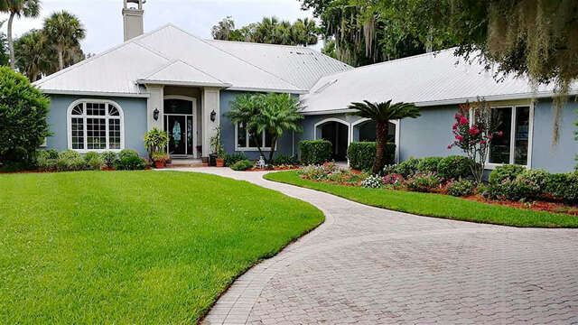 Single Family for Sale at 132 William Bartram Drive Crescent City, Florida 32112 United States