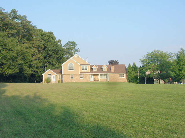 Single Family for Sale at 136 North Bergen Mills Road Monroe Township, New Jersey 08831 United States