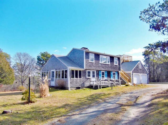 Single Family for Sale at 405 Ocean View Drive Eastham, Massachusetts 02642 United States