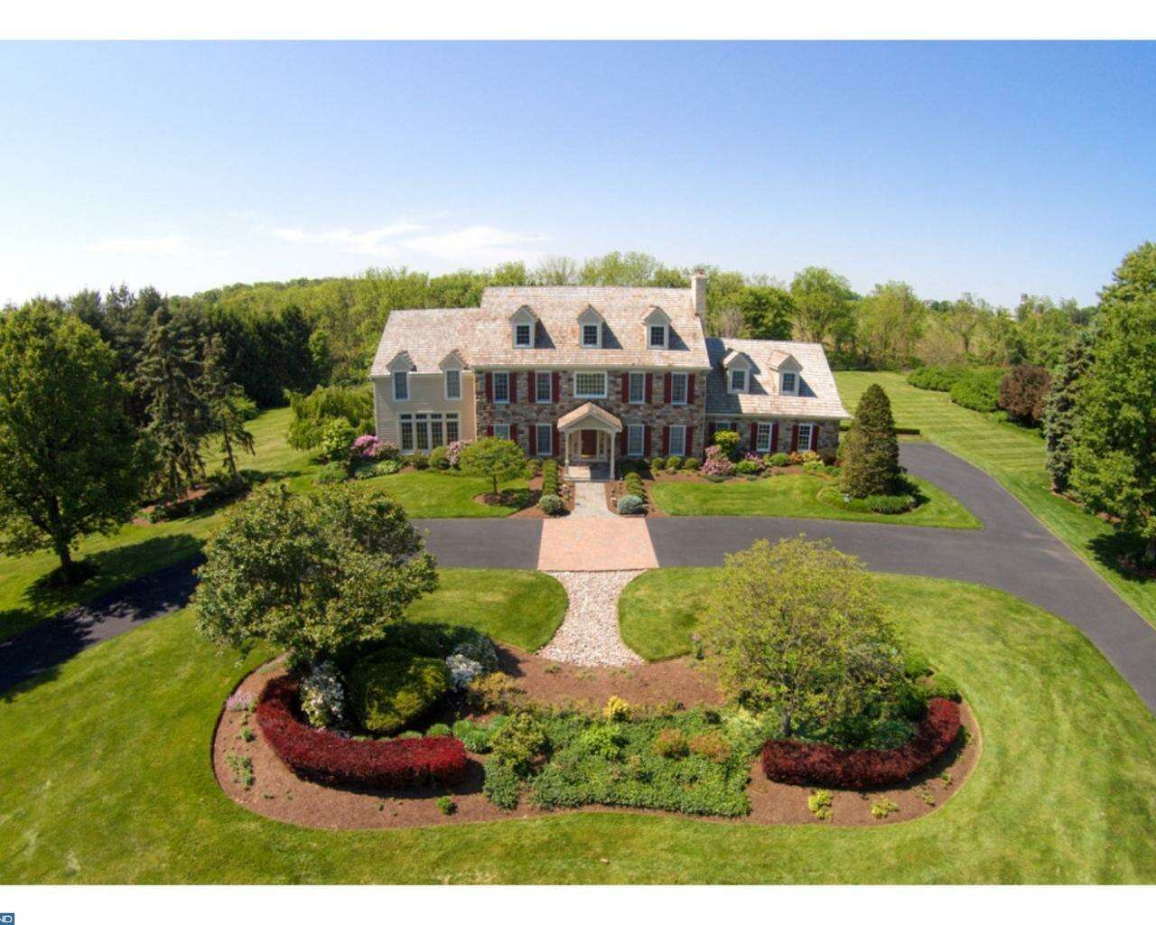 Single Family for Sale at 850 Tower View Circle New Hope, Pennsylvania 18938 United States