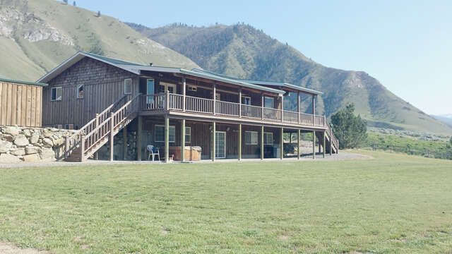 Single Family for Sale at 649 Mckinley Mine Road Riggins, Idaho 83549 United States