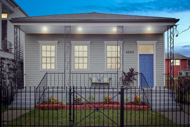 Single Family for Sale at 4620 S Liberty Street New Orleans, Louisiana 70115 United States