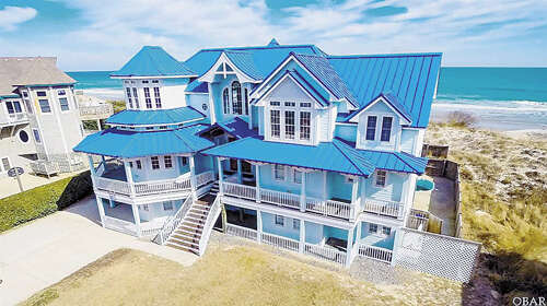 Single Family for Sale at 863 Lighthouse Drive Corolla, North Carolina 27927 United States