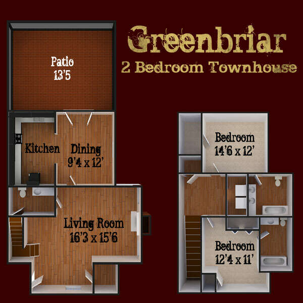 Apartments for Rent, ListingId:966850, location: GREENBRIAR Statesboro 30458