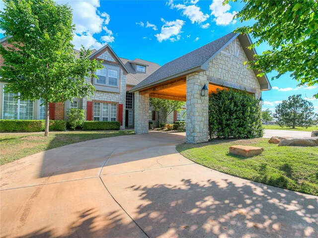 Single Family for Sale at 7400 NW 206th Street Edmond, Oklahoma 73012 United States
