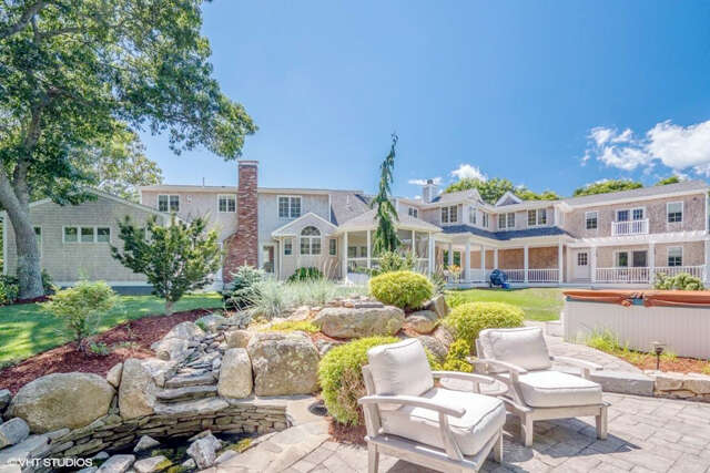 Single Family for Sale at 10 Salt River Road East Falmouth, Massachusetts 02536 United States
