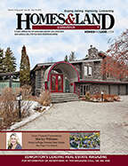 HOMES & LAND Magazine Cover. Vol. 16, Issue 05, Page 11.