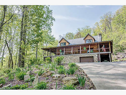 Single Family for Sale at 199 Apgar Road Candler, North Carolina 28715 United States