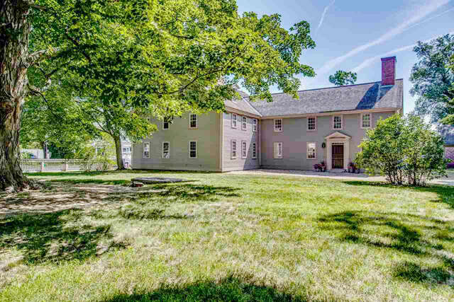 Single Family for Sale at 30 Silver Street Dover, New Hampshire 03820 United States