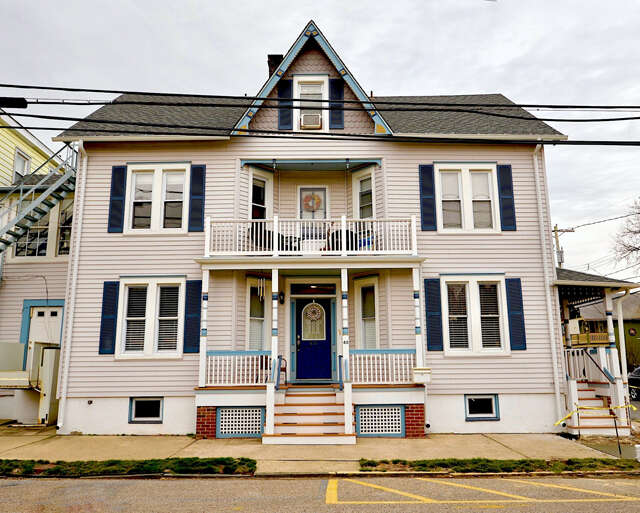 Multi Family for Sale at 40 Central Ave Ocean Grove, New Jersey 07756 United States