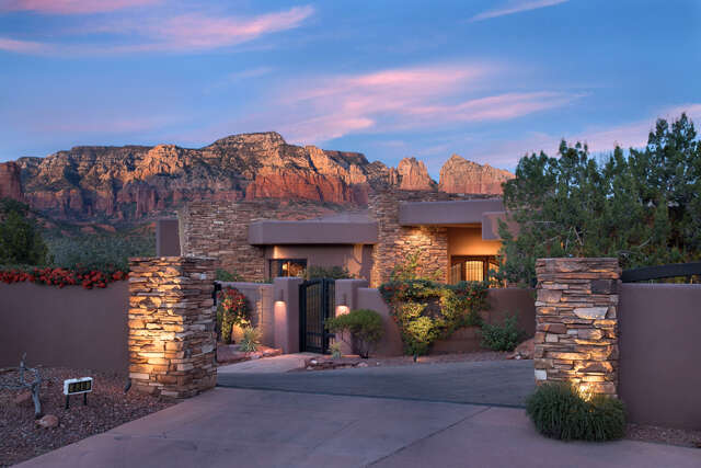 Single Family for Sale at 830 Soldiers Pass Road Sedona, Arizona 86336 United States