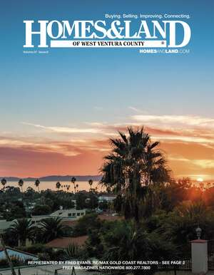 HOMES & LAND Magazine Cover. Vol. 37, Issue 09, Page 6.