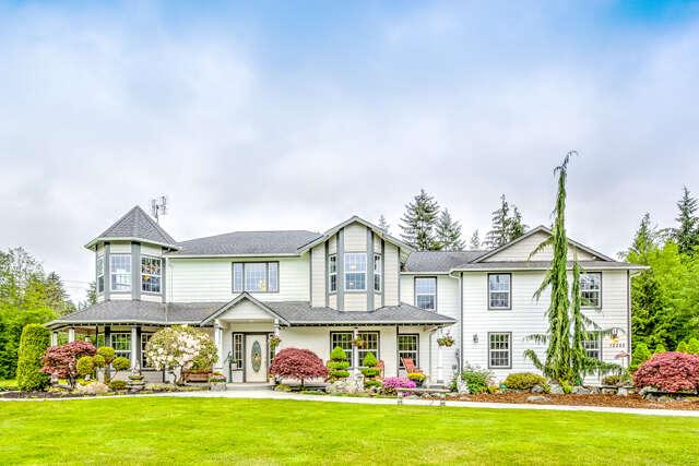 Single Family for Sale at 12305 99th Ave NE Arlington, Washington 98223 United States