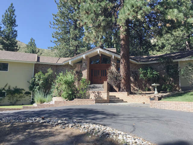 Single Family for Sale at 4611 Wagon Wheel Carson City, Nevada 89703 United States