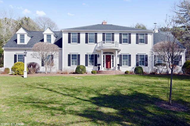 Single Family for Sale at 45 Carriage Lane Yarmouth Port, Massachusetts 02675 United States