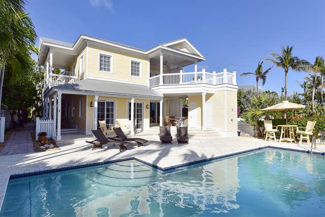 Single Family for Sale at 23 Sunset Key Key West, Florida 33040 United States