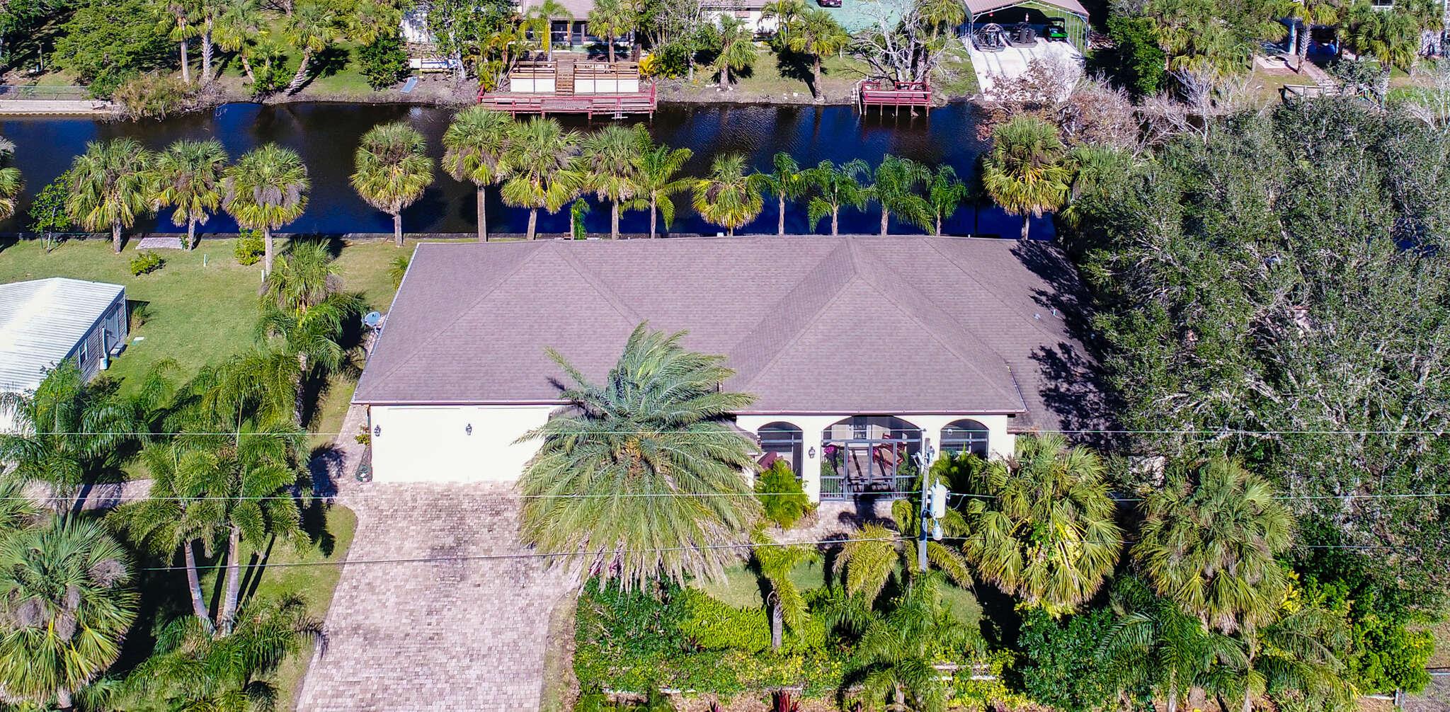 Single Family for Sale at 4960 White Heron Ln Melbourne, Florida 32934 United States