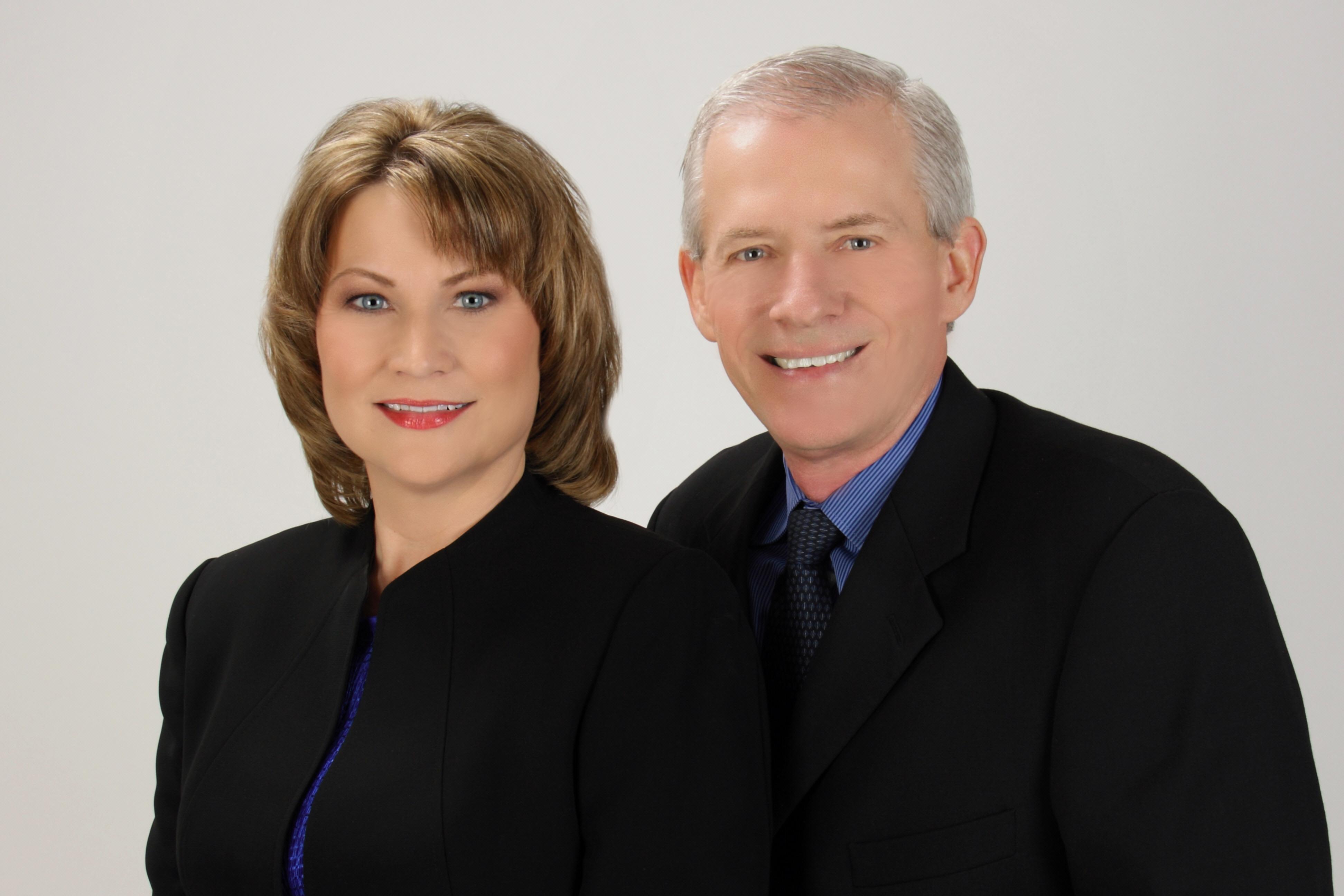 Rebecca & Danny Burks