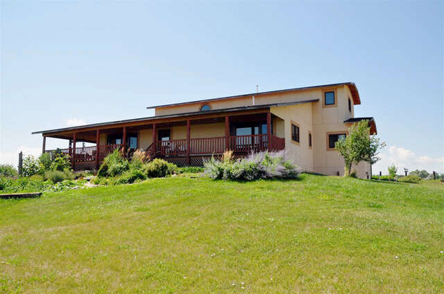 Single Family for Sale at 18951 Helmer Road Belle Fourche, South Dakota 57717 United States