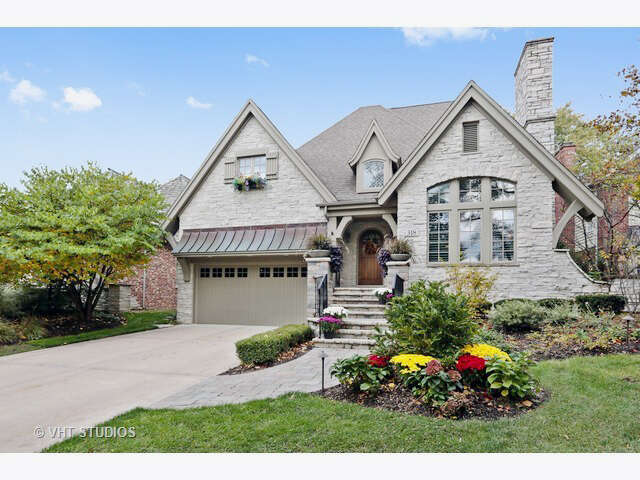 Single Family for Sale at 318 Harris Avenue Clarendon Hills, Illinois 60514 United States
