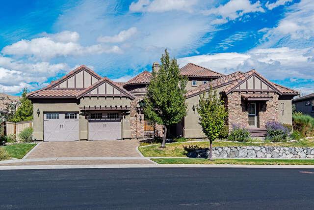 Single Family for Sale at 1850 Graysburg Reno, Nevada 89523 United States