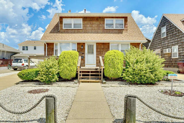 Single Family for Sale at 328 Gerrard Avenue South Seaside Park, New Jersey 08752 United States