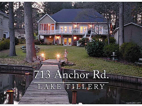 Single Family for Sale at 713 Anchor Rd Norwood, North Carolina 28128 United States