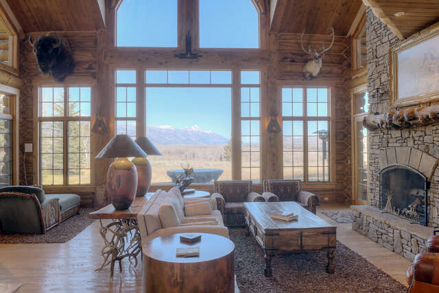 Single Family for Sale at 5075 Beavertail Road Wilson, Wyoming 83014 United States